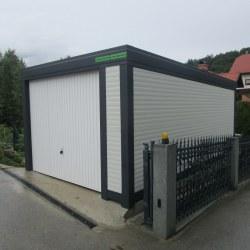 Garaža za avtomobil - enojna