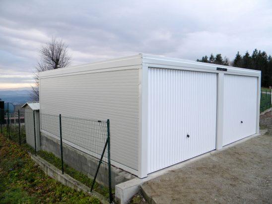 Garaže z izolacijo