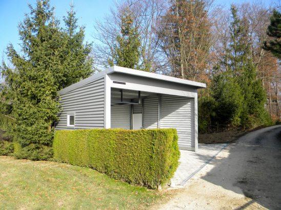 Garaže z rolo vrati
