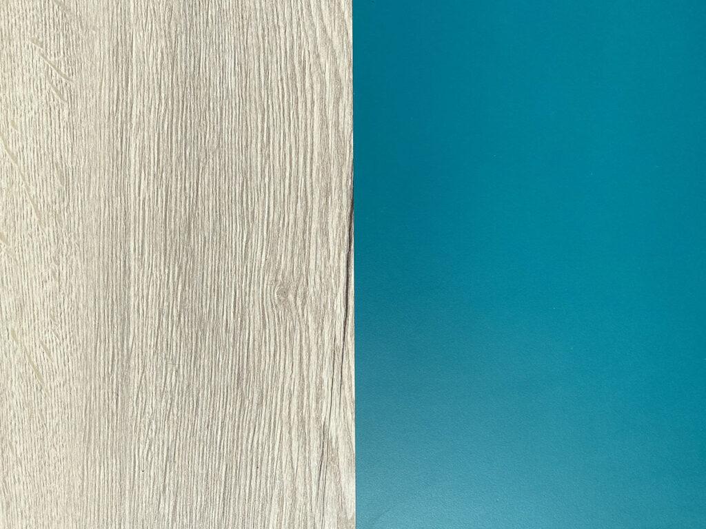 Svetla barvna kombinacija notranjosti