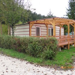 Mobilna hiška Hosekra Magnolija za avstrijski kamp
