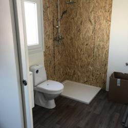 kopalnica mobilne hise