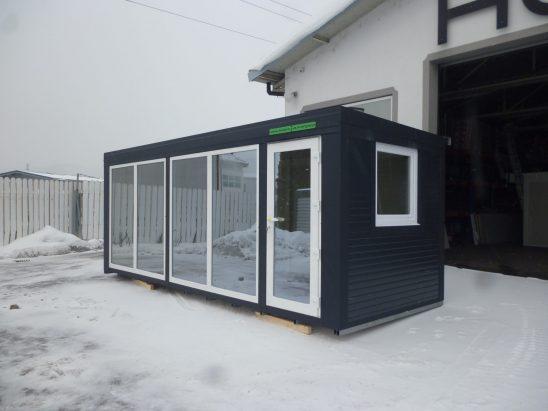 Kontejnerji za zimske vrtove
