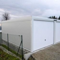 Garaža z izolacijo