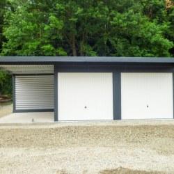 Garaza z nadstreškom