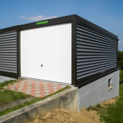 Široka garaža
