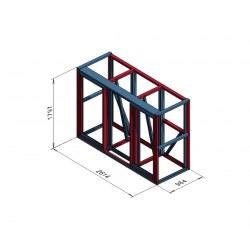 Smetarnik 3x240 VZ