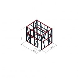 Llopa 4x3x35 BBO