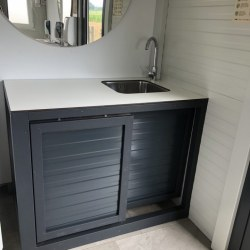 Kuhinjski blok iz profilov