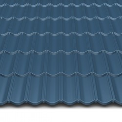 Hosekra gladka streha RAL 5001