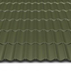 Hosekra gladka streha RAL 6020