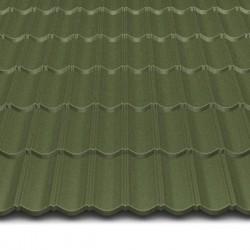 Hosekra gladka streha RAL 6020 MAT