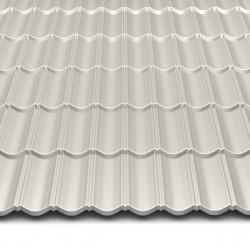 Hosekra gladka streha RAL 9002