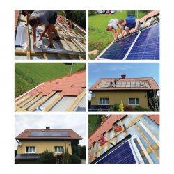 Kritina Hosekra gladka in sončna elektrarna