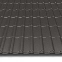 Hosekra Stratos streha RAL 9005 MAT