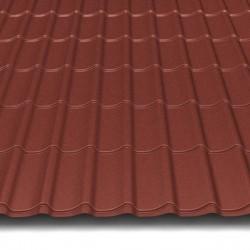 Hosekra Stratos streha RAL 8012 MAT