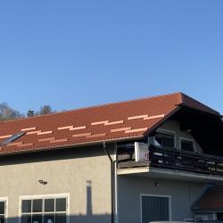 Stratos streha mat opečna na delavnici