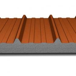 hosekra stresni panel grafit ral 8004 mat