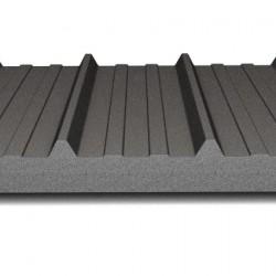 hosekra stresni panel grafit ral 9005 mat