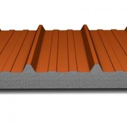 hosekra stresni panel grafit ral 8004