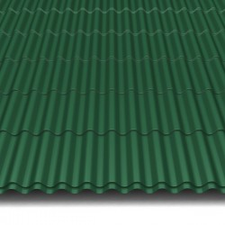 Hosekra Valmetal z odtisom streha RAL 6005