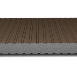 hosekra zidni panel grafit ral 8019
