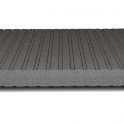 hosekra zidni panel grafit ral 9005 mat