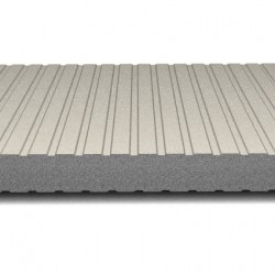 hosekra zidni panel grafit ral 1019 mat