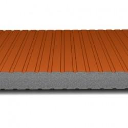 hosekra zidni panel grafit ral 8004