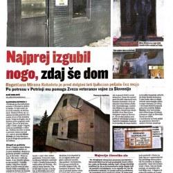Slovenske Novice, Januar 2021